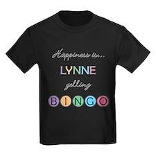 Lynne BINGO T