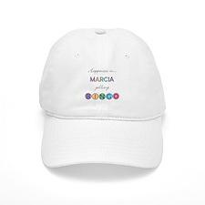 Marcia BINGO Baseball Cap