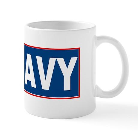 Spy Navy Mug