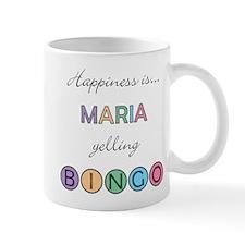 Maria BINGO Mug