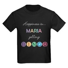 Maria BINGO T