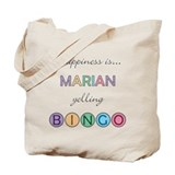 Bingo Canvas Totes