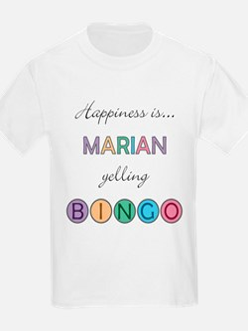 Marian BINGO T-Shirt