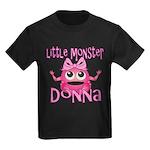 Little Monster Donna Kids Dark T-Shirt