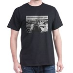 Urban Electronic Music Black T-Shirt