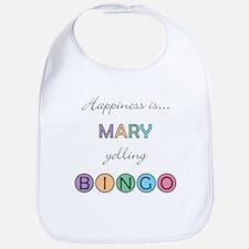 Mary BINGO Bib