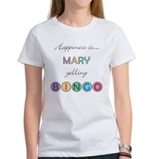 Mary BINGO Tee