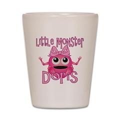 Little Monster Doris Shot Glass