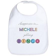 Michele BINGO Bib