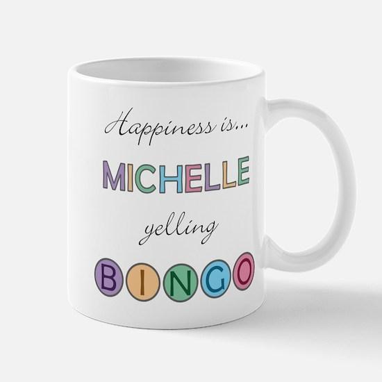 Michelle BINGO Mug