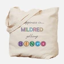 Mildred BINGO Tote Bag