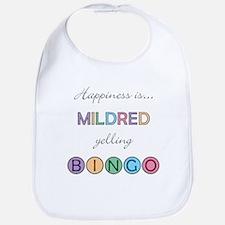 Mildred BINGO Bib