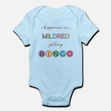 Mildred BINGO Infant Bodysuit