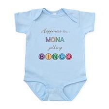 Mona BINGO Infant Bodysuit