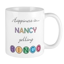 Nancy BINGO Mug