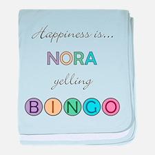 Nora BINGO baby blanket