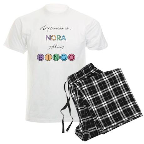 Nora BINGO Men's Light Pajamas