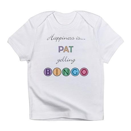 Pat BINGO Infant T-Shirt