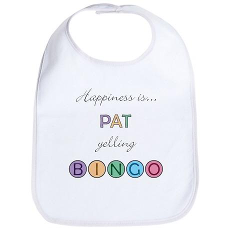 Pat BINGO Bib