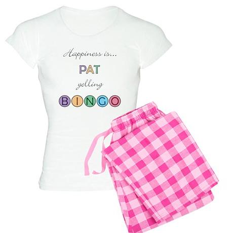 Pat BINGO Women's Light Pajamas