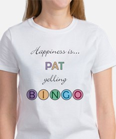 Pat BINGO Women's T-Shirt