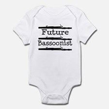 Future Bassoonist Infant Bodysuit
