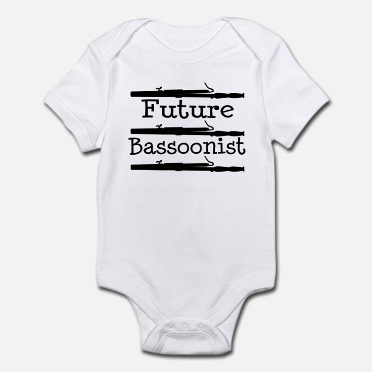 Future Bassoonist Infant Bodysuit