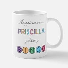 Priscilla BINGO Mug