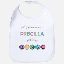 Priscilla BINGO Bib