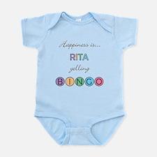 Rita BINGO Infant Bodysuit