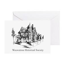 WHS Logo Greeting Card