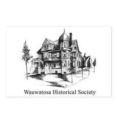 WHS Logo Postcards (Package of 8)