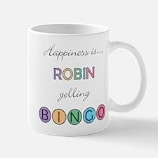 Robin BINGO Mug