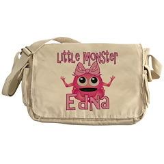 Little Monster Edna Messenger Bag