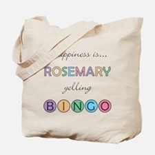 Rosemary BINGO Tote Bag