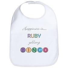 Ruby BINGO Bib
