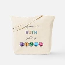 Ruth BINGO Tote Bag