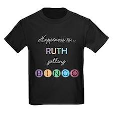 Ruth BINGO T