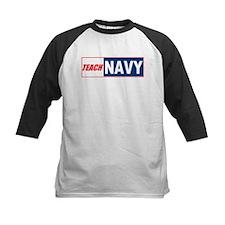 Teach Navy Tee