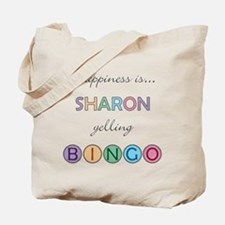 Sharon BINGO Tote Bag