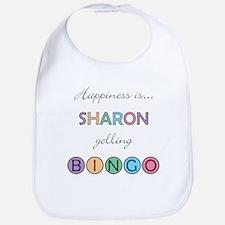 Sharon BINGO Bib