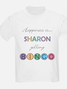 Sharon BINGO T-Shirt
