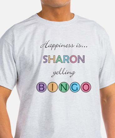Sharon BINGO T-Shirt