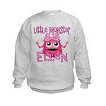 Little Monster Ellen Kids Sweatshirt