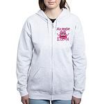 Little Monster Ellen Women's Zip Hoodie