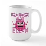 Little Monster Ellen Large Mug
