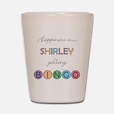 Shirley BINGO Shot Glass