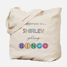 Shirley BINGO Tote Bag