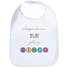 Sue BINGO Bib
