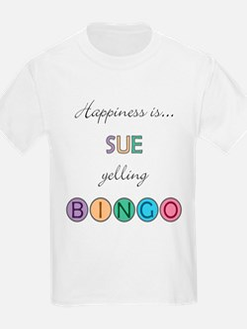 Sue BINGO T-Shirt
